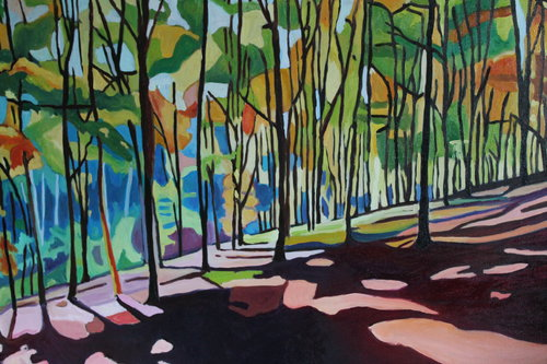 Landscape by Emma Cownie