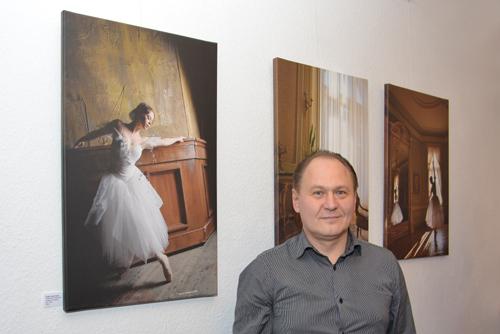 Hamburg, Germany, June 26 th 2015, the Grand Opening of the exhibition by Dmitry Savchenko by artist Dimitry Savchenko. See his portfolio by visiting www.ArtsyShark.com