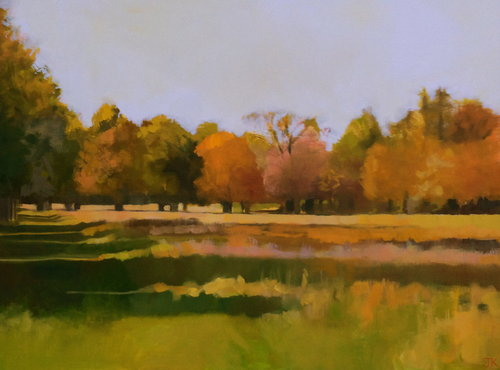 Artwork by Jane Kell. Her work appears in the Celebration of Landscapes at www.artsyshark.com