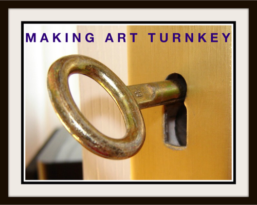 How making art turnkey can improve your sales.