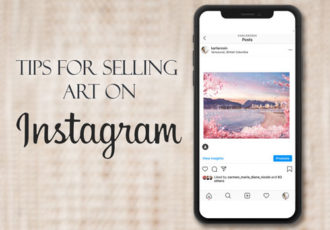 Selling Art on Instagram