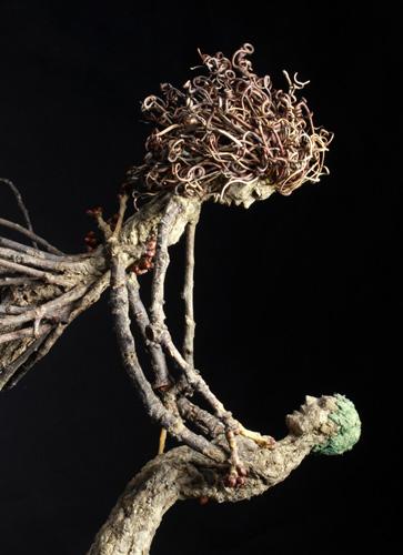 natural figurative sculpture by Adam Long